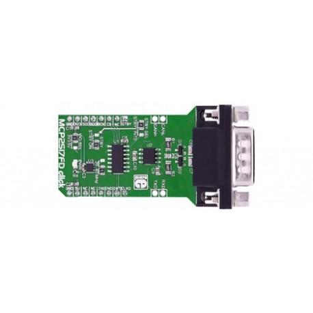MIKROE-2379 Module interface bus CAN MCP2517FD click