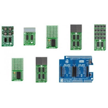"""Pack modules Click Board """"Spécial TP"""""""