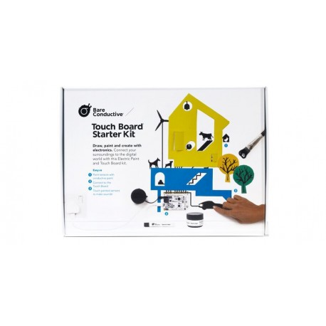 """STK/TOUCH : Starter Kit """"Touch Board"""" compatible arduino"""