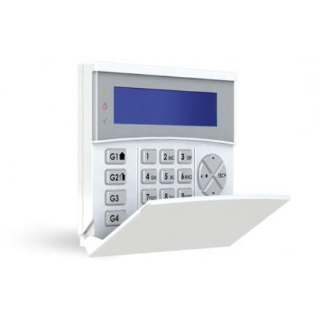 Clavier LCD avec lecteur RFID