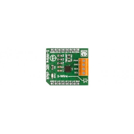 MIKROE-2750 Interface 1Wire - I2C click