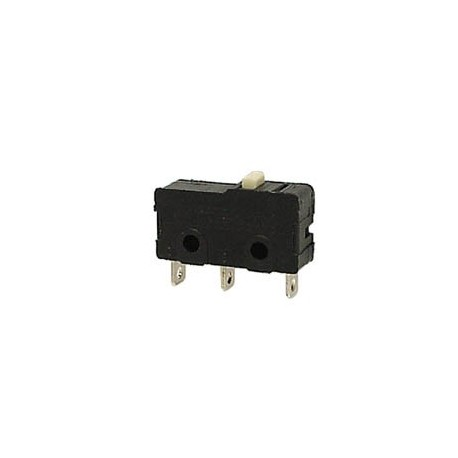 Micro-switch sans levier - 5A
