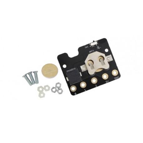 Module d'alimentation MI:power board pour carte micro:bit
