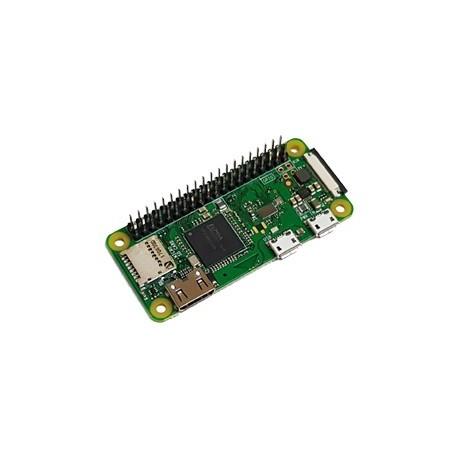 Ordinateur mono-carte Raspberry Pi Zero WH (Broadcom BCM2835)