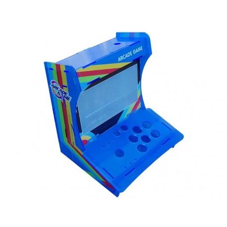 Kit mini borne d'arcade bartop 1 joueur pour Raspberry Pi