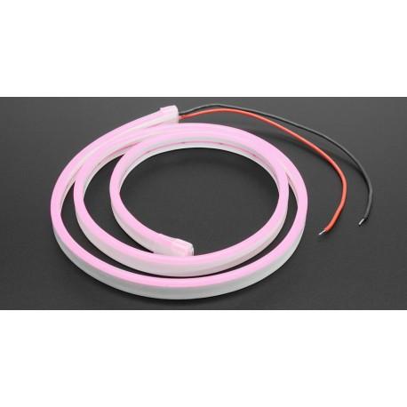 Flexible lumineux Led roses en silicone