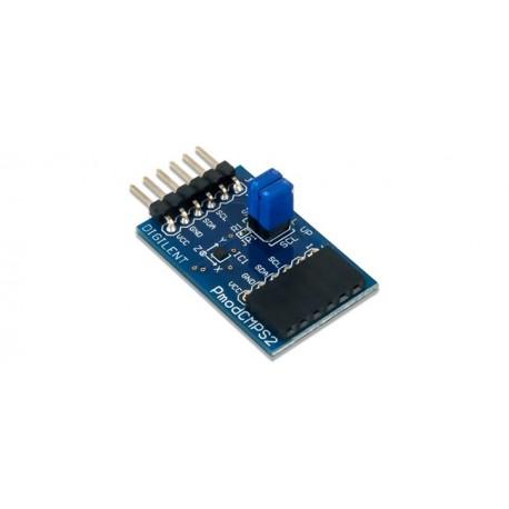 PMODCMPS2 Boussole électronique MMC34160PJ avec bus I2C pour arduino
