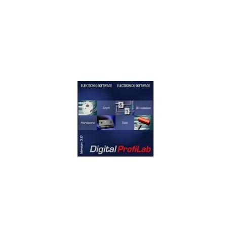 """Logiciel Abacom générateur d'applications """"Digital-ProfiLab 4.0"""""""