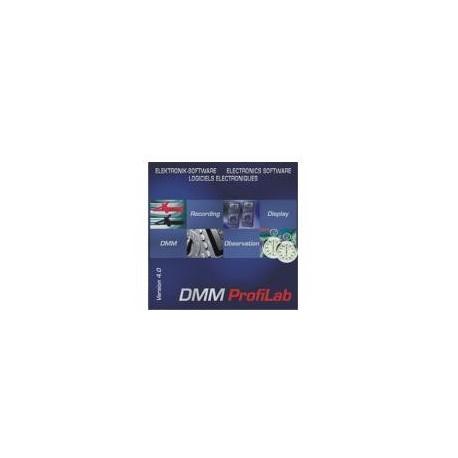 """Logiciel Abacom générateur d'applications """"DMM-ProfiLab 4.0"""""""
