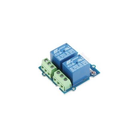 Module Grove 2 Relais pour arduino et Raspberry 1030200132