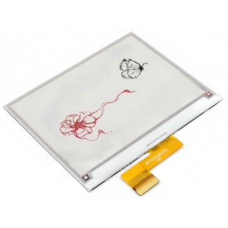 """Afficheur e-Paper tricolore de 4,2"""""""