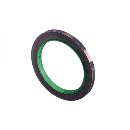 Ruban de cuivre 6 mm (15 m) pour blindage RF