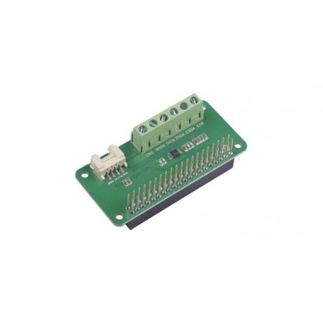 Shield ADC 4 canaux pour Raspberry