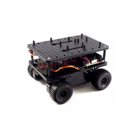 Châssis robotique 4tronix Initio pour Arduino et Raspberry Pi