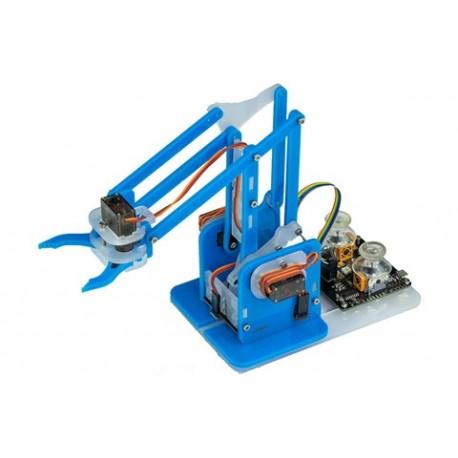 Bras robotique MeArm compatible Aduino pilotable via un joystick