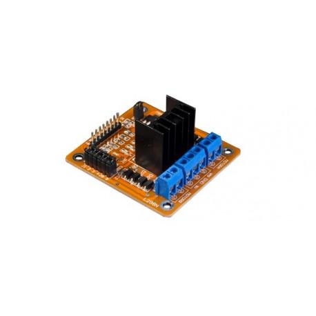 Module drivers pour moteurs CC et pas-àpas pour arduino