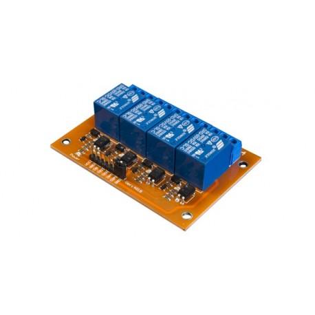 Module relais 5V à 4 canaux