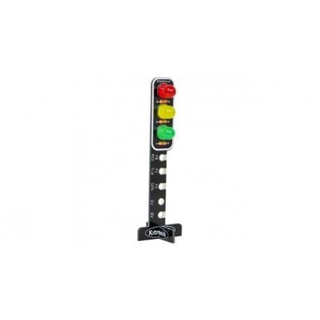 Module Feu tricolore STOP:bit pour carte micro:bit