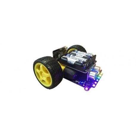 Plateforme Robo:Bit Mk3 Buggy 4tronix pour micro:bit