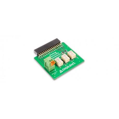 Platine Digilent Impedance Analyzer pour analog Discovery