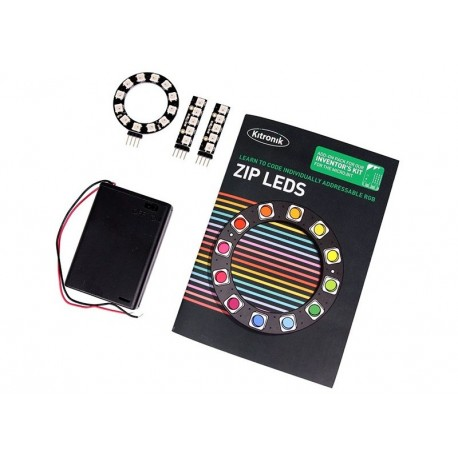 Kitronik ZIP Leds Add-On Pack 5603-ZIP pour pour micro:bit