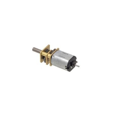 POL3075 Motoréducteur miniature Micro Metal HPCB 3075 (axe traversant)