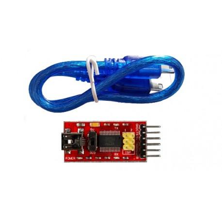 Module FT232 USB vers TTL 3.3/5 V