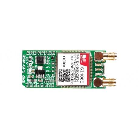 Module GSM-GPS Click MIKROE-2382