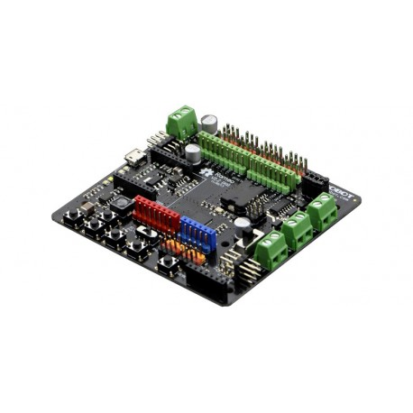 Carte Romeo V2 - Compatible Arduino Leonardo et drivers moteur DFR0225