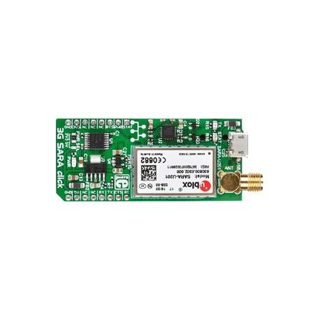 Module d'évaluation 3G SARA Click pour arduino et Raspberry
