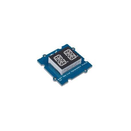 Module Grove 2 digits alphanumériques 104020132 pour arduino