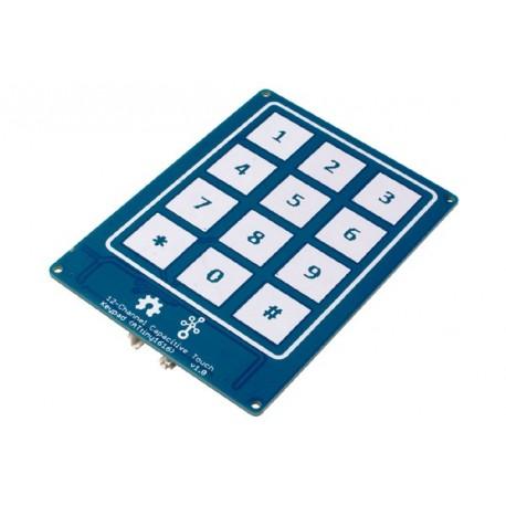 Clavier Grove capacitif à 12 touches 101020636 pour Arduino