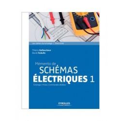 Ouvrage mémento de schémas électriques 1