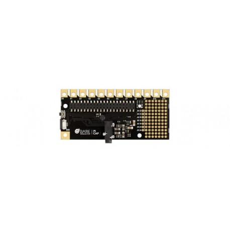 Platine Pi Cap pour détection capacitive et sortie audio sur Raspberry