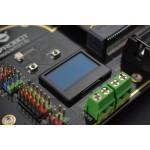 Détail de l'afficheur OLED de la platine micro: IoT DFROBOT MBT0012 pour carte micro:bit