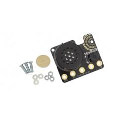 Module Kitronik MI:Sound speaker board 5649 pour carte micro:bit