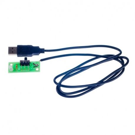 Kit Led à couleurs cycliques sur USB