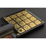 Détail de la platine DFROBOT Math & Automatic Touch Keyboard MBT0016