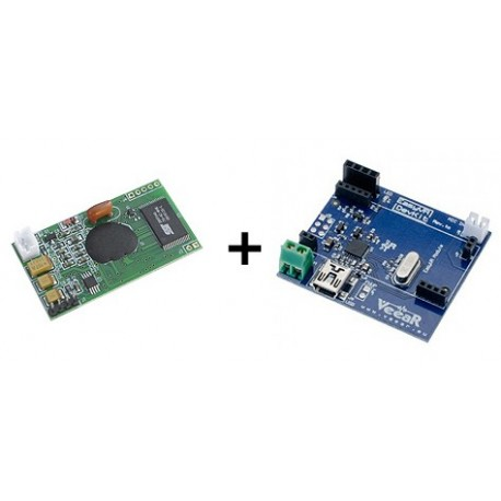 PC-Normal C-Control I2c-relais de sortie pour AVR