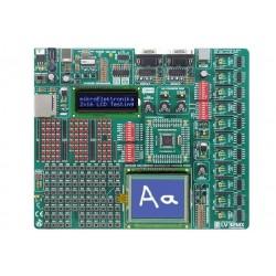 """Starter-kit Mikroelektronika """"LV32MX"""" pour PIC32®"""