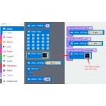 Programmation du starter kit Grove Inventor kit