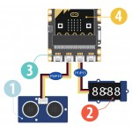 Exemple d'application du starter kit Grove Inventor kit