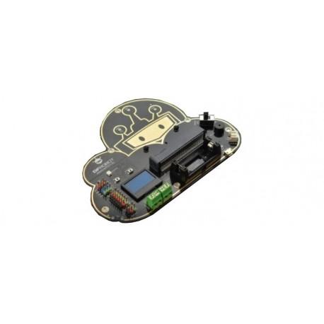 Module d'extension micro:IoT DFROBOT MBT0012 pour carte BBC micro:bit