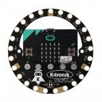 Platine Kitronik Klip Halo équipée d'une carte microbit (non livrée de base)