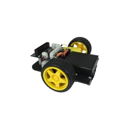 Base robotique Buggy suiveur de ligne Kitronik 5638 pour micro:bit