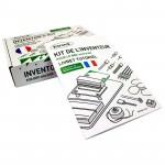 Inventor's kit Kitronik avec manuel en Français