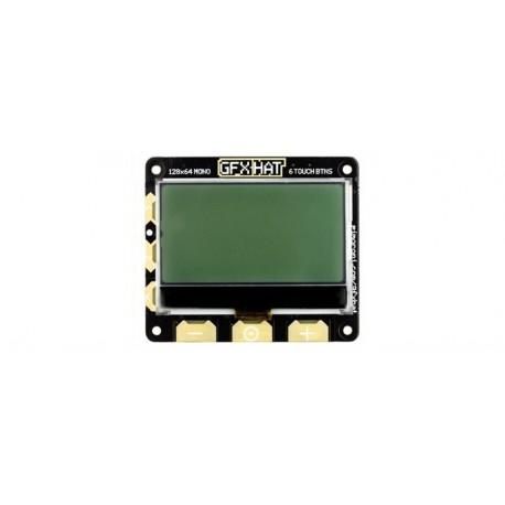 Module afficheur graphique GFX HAT PIM400 pour Raspberry