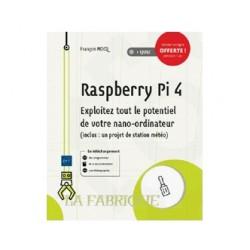Ouvrage Raspberry Pi 4