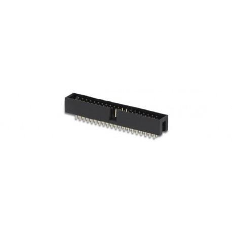 Connecteur HE10 droit - 40 broches (idéal pour Raspberry)