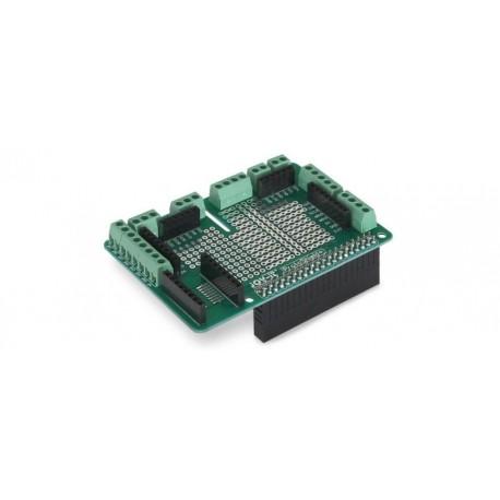 Platine JOY-iT ProtoShield+ pour Raspberry Pi